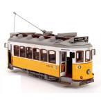 木製模型キット 路面電車 リスボン