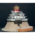 木製 建築模型 安土城 マイクロクラフト