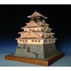 木製 建築模型 大阪城 マイクロクラフト