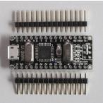 ショッピングnano NANO 3.0 Arduino互換機(CH340G使用-microUSB,ピン未半田)
