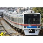 Nゲージ 1085M 京成3400形シングルアームパンタグラフ増結中間車4輛  塗装済車両キット