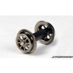 旧形客車用スポーク車輪(車軸長)16個入   【KATO・11-609】