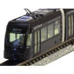 富山市内電車環状線9000形 セントラム(黒) 【KATO・14-802-3】