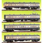 JR111(115)系初期型 4両編成セット 【グリーンマックス・413】