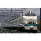 485系特急電車(上沼垂色・白鳥)増結セット (4両)    【TOMIX・98217】