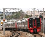 813系200番台 赤 3両セット 【マイクロエース・A6293】