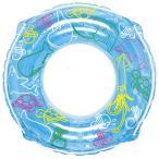 ショッピングうきわ ウキワ うきわ 浮輪 子供 こども 男の子 女の子 浮き輪 海水浴 海 プール マリンフレンドウキワ 60cm RGR-660 (ig-0251m) メール便送料無料