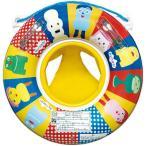 ベビーウキワ 浮き輪 ベビー 乳幼児 子供 用 ベビーボート グリップ付 みいつけた! ベビーウキワ ANP-RB1 (ig-0891)