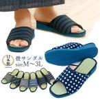 日本製 畳 草履 スリッパ タタミ メンズ 室内 屋外 サンダル 畳スリッパ アソート(kh-ttmsp-MENm)メール便送料無料