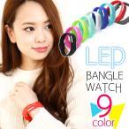 Yahoo!みどりや送料無料 腕時計 メンズ レディース デジタル 腕時計 カレンダー LED 光る ラバーベルト スポーツウォッチ (ma-LB01m)