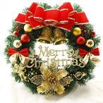 【海外出荷】クリスマスリース 玄関リース 装飾 クリスマス 飾り オーナメント 壁飾り デコレーション おしゃれ かわいい 飾り品