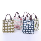 トートバッグ ランチバッグ 保冷バッグ ハンドバッグ お弁当バッグ 手提げバッグ ミニバッグ トートバッグ 大きめ イラスト キャンバス ハンドバッグ
