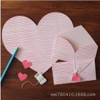 レターセット 大人 おしゃれ 結婚式 2セット 夏 残暑見舞い 封筒 横書き ハート型 可愛い 子供 閉じ紐 かわいい プレゼント ラブレター