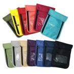 パスポートケース 旅行 トラベル トラベルポーチ 貴重品 バッグ セキュリティー 盗難防止 パスポート カード メッシュ ミニショルダー 雑貨 小物