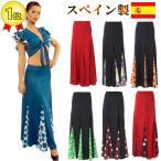 フラメンコ スカート M-XLサイズ  (スペイン製)ダンス衣装 フラメンコ衣装 ミカドレス sfy31-sfy32-sfy33-sfy34-sfy35-sfy36-sfy37-sfy38-sfy39-531fe