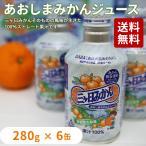 三ヶ日みかんジュース 280g入り×6缶入り