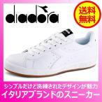 ショッピングディアドラ ディアドラ 男女兼用 ホワイト スニーカー DIADORA GAME P 160281