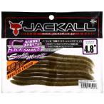 JACKALL(ジャッカル) ワーム フリックシェイク サイトマジック 3.8インチ 2トーン SKグリパン/パール