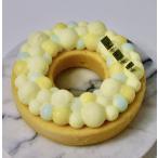 マンゴーとバニラのアイスケーキ「ひまわり」6号