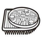 Sharp[シャープ] 掃除機用 高性能プリーツフィルター 2173370535