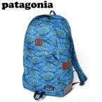 パタゴニアはアメリカを代表する大人気アウトドアブランドです。