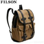 フィルソン FILSON リュックサック バックパック TAN 70262 送料無料