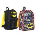 バットマン リバーシブル  バックパック リュックサック DC COMIC BATMAN