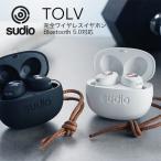 Sudio �����磻��쥹����ۥ� TOLV Bluetooth5.0�б�