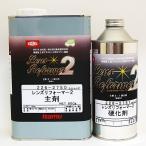 イサム塗料 ヘッドライト補修用塗料 レンズリフォーマー2塗料1.2Kgセット