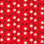 マリメッコ ファブリック PIENI-UNIKKO COTTON ピエニウニッコ Col.332 145cm×10cm