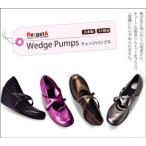 Re:getA(リゲッタ) ウェッジパンプス 5cmヒール