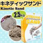 キネティックサンド 2.5kg Kinetic Sand 屋内で遊べる砂 砂遊び ダンシングサンド