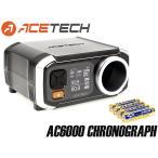 ACETECH AC6000 弾速計w 国産バッテリー アルミ製測定口
