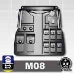 AFM タクティカルベスト M08 ブラック