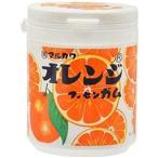 丸川製菓 オレンジマーブルガムボトル(6入り)