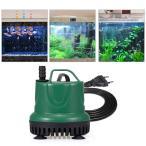 水中ポンプ 排水ポンプ 小型 プールポンプ 超静音 軽量 防水 高圧 汚水ポンプ 吸盤付き 家庭用 25W 50HZ 110V 一般・工事排