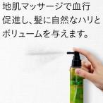 ヘアレシピ 洗い流さないトリートメント キウイエンパワーボリュームレシピ スカルプフィードエッセンス 本体 100ml