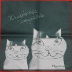 ショッピングマンハッタナーズ ワイピングクロスMAN-15 14匹の雑誌切抜き猫 10番はバッグ
