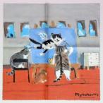 ショッピングマンハッタナーズ 猫のメガネクロスMAN-23 心の友へ愛を込めて
