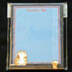 猫のノートパッド マーガレット・シェリー スクラッチパッド