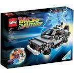 レゴブロック LEGO 21103 クーソー バック・トゥ・ザ・フューチャー デロリアン・タイムマシン