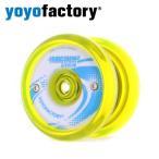 ヨーヨーファクトリー YOYOFACTORY ハブスタック アフターグロウ (エレクトリックグロウコレクション) LED搭載 ライトアップヨーヨー