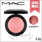 MAC マックミネラライズ ブラッシュ  DAINTY3.2g