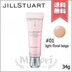 JILL STUART ジル スチュアート エアリーティント ウォータリーCCクリーム UVヴェール 01light floral beige 34g