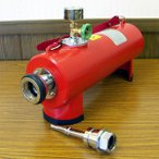 放水圧力測定器 25・40口径用 【防災用品 / 消防設備点検用具】