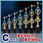 トロフィー 優勝トロフィー T8721-Cサイズ(高さ55cm 重さ540g)(B-2)