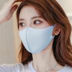 マスク 洗える  3枚入りヒンヤリマスク  個包装 耳ひも調整 カラー おしゃれ 立体 冷感 スポーツ 日本仕様 UVカット 男女兼用・子供用