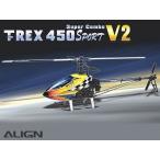 T-REX450Sport V2スーパーコンボ バッテリー・充電器付きセット 限定