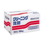 FaFa 無りんクリーニング洗剤 522000 5.0kgPC 4902135117997 [ワークサポート サポート用品 洗剤][r11][s1-120]