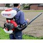 マルナカ 動力散布機 『かるっと背負動散』 MEM3510 (容量10L) [エンジン式 背負式 動散 動力散布機 散粒機 肥料散布機 肥料散布器][r20]